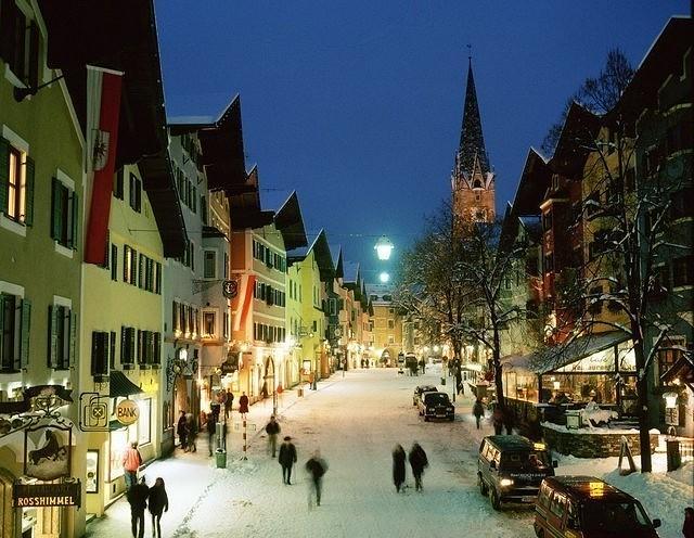 Отдых в Австрии и Швейцарии