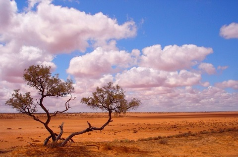 Десять самых жарких мест на Земле.