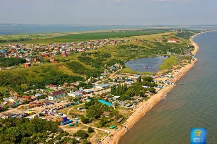 Голубицкая,-район-центрального-пляжа